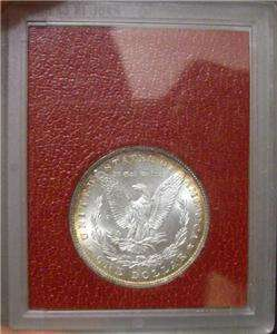 1897 Morgan Silver Dollar Redfield Paramount Hoard Collection Antique