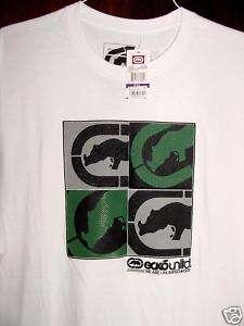 NWT Mens Ecko Unltd T Shirt 2XL 3XL GREEN RHINO $65