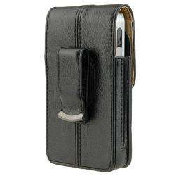 Premium HTC Inspire 4G Executive Vertical Leather Case