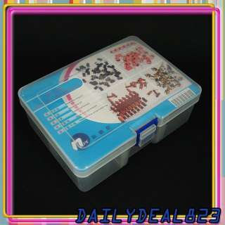 Clear Plastic Storage Bead Box Multi function