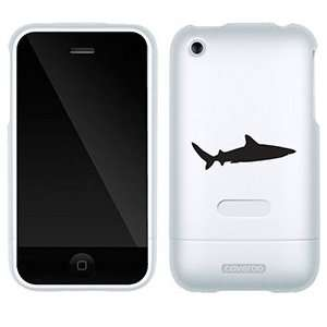 Reef Shark right on AT&T iPhone 3G/3GS Case by Coveroo
