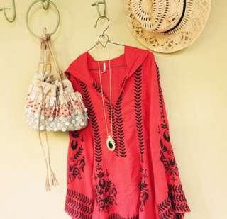 New Fashion Womens Retro Black Stone Olive leaves sunflower Necklace