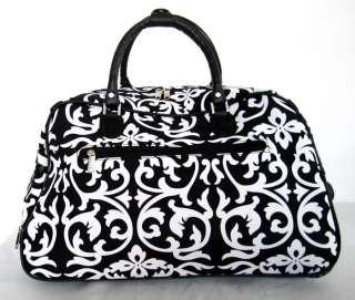 20 L Duffel/Tote Bag Gym Case Upright Rolling Luggage/Wheels Travel