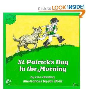 St. Patricks Day in the Morning Book & Cassette (Carry