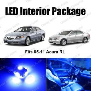 ACURA RL Blue Interior LED Package (9 Pieces)