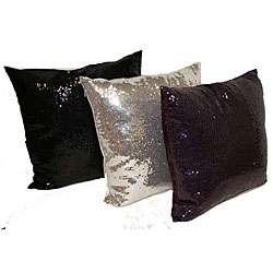 Jane Seymour Sequin Pillow  Overstock