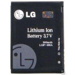 LG LGIP 490A Li ion Standard Cell Phone Battery