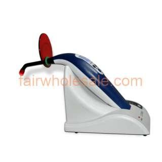 warranty Dental Wireless Cordless LED Curing Light Lamp C7