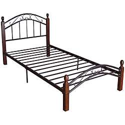 Sam Twin Bed  Overstock
