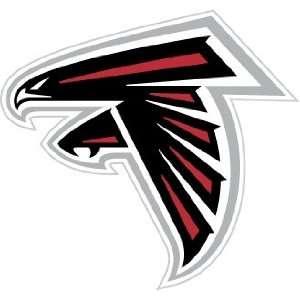 Atlanta Falcons 12 Left Logo Car Magnet Sports