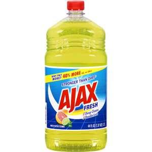 Ajax Fresh Multi Purpose Cleaner, 44 oz Household Essentials