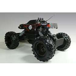 Maisto 4WD Tri band Off road Rock Crawler RTR RC Monster Truck