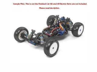 Tamiya TRF201 Buggy Chassis Kit 42167 TRF 201 NO Body