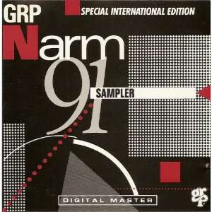 GRP Narm 91 Sampler Various Artists Music
