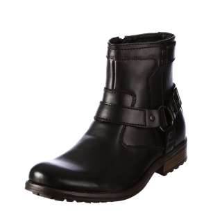 Steve Madden Mens Harland Black Boots FINAL SALE