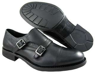 NEW Kenneth Cole New York Mind Wash Black Dress Loafer Shoe US Sizes