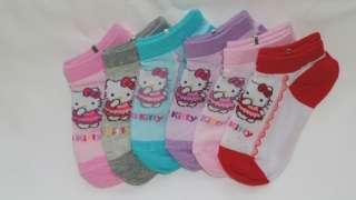 Hello Kitty socks for 18 month  3T / 3T 5T Baby Girls Toddler girls