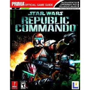Star Wars Republic Commando Official Strategy Guide Book