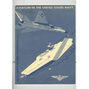 Aviation in the United States Navy Naval History Division Books