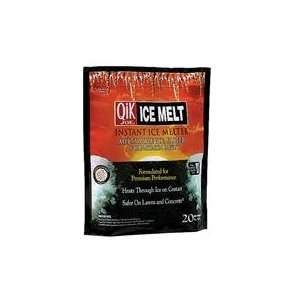 3 PACK QIK JOE ICE MELT, Size 20 POUNDS (Catalog Category