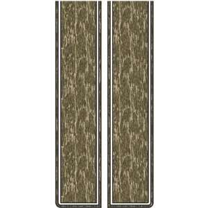 Mossy Oak Graphics 12101 BL Bottomland Camo Dual Rally Stripe Package