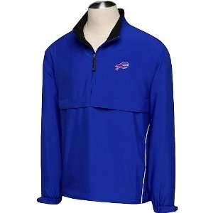 Cutter & Buck Buffalo Bills 1/2 Zip Wind Shirt: Sports