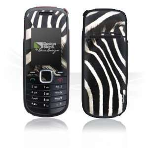 Design Skins for Nokia 1661   Zebra Art Design Folie