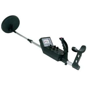 METAL DETECTOR W/AUDIO DISCRIMINATOR: Home & Kitchen