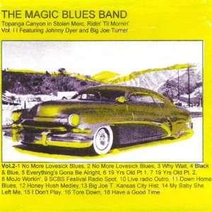 at Midnight in Topanga John Lee Magic Blues Band Williamson Music