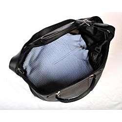 Bellucci Tommasi Italian Leather Travel Tote Bag