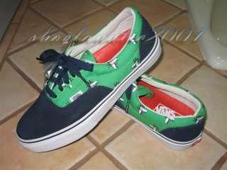 Vans Supreme Era Navy Green Flies Box Logo SB Blazer SK8 Hi Dip Set