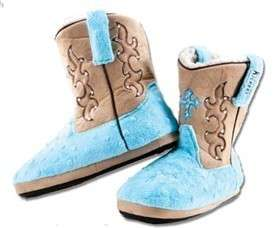 New Toddlers Montana Silvers. Cowboy Kickers blue cross