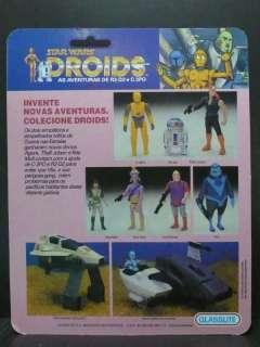 Custom Vintage Star Wars Droids Glasslite VLIX MOC