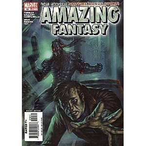 Amazing Fantasy (2004 series) #19: Marvel: Books