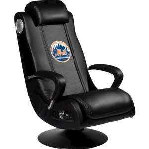 Video Game Rocker with MLB Logo Panel Team New York Mets