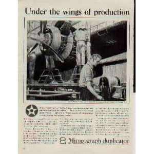 Under the wings of production, Bomber Production Line