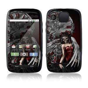 Motorola Citrus Decal Skin   Gothic Angel