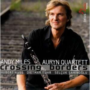 Crossing Borders: Monk, Piazzolla, Kuhn, Miles, Auryn