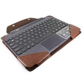 ASUS Transformer Prime TF201 Leather Keyboard Portfolio Stand Case