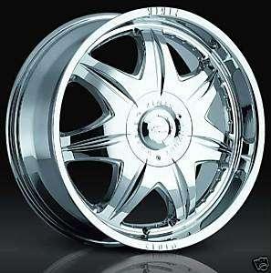 Wheels Rims Chevy Chevrolet GM 6x5.5 6 lug truck Escalade Tahoe