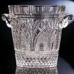 Godinger Crystal Winchester 5 Quart Champagne Bucket