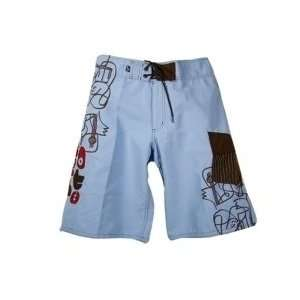 Planet Earth Clothing Viva Cuba Boardshorts: Sports