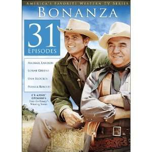 Bonanza V.1: Michael Landon, Bill Clark, Lorne Greene
