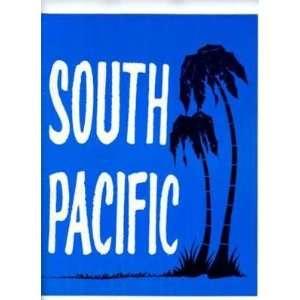 South Pacific Souvenir Program Ann Blyth Ed Evanko