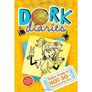Pop Star (Dork Diaries #3) By Rachel Renee Russell:  Author : Books
