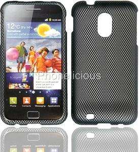Accessory For SAMSUNG EPIC TOUCH 4G Phone Cover Hard Case CARBON FIBER