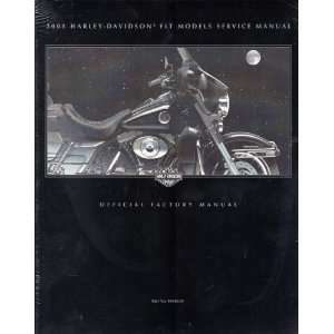 2001 Harley   Davidson FLT Models Service Manual   Part No