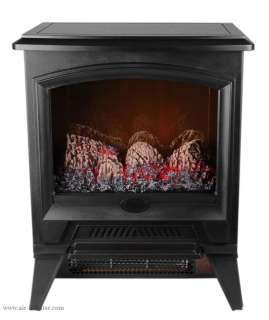 NEW Dimplex 110 V Electric Fireplace And Heater  Great Faux Fire/Flame