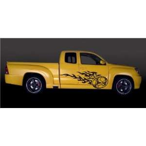 Soccer Mls Tribal Flames Truck Car Vinyl Graphics 104: