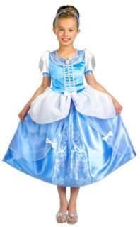 DISNEY Princess Cinderella Deluxe Child Costume 7  8